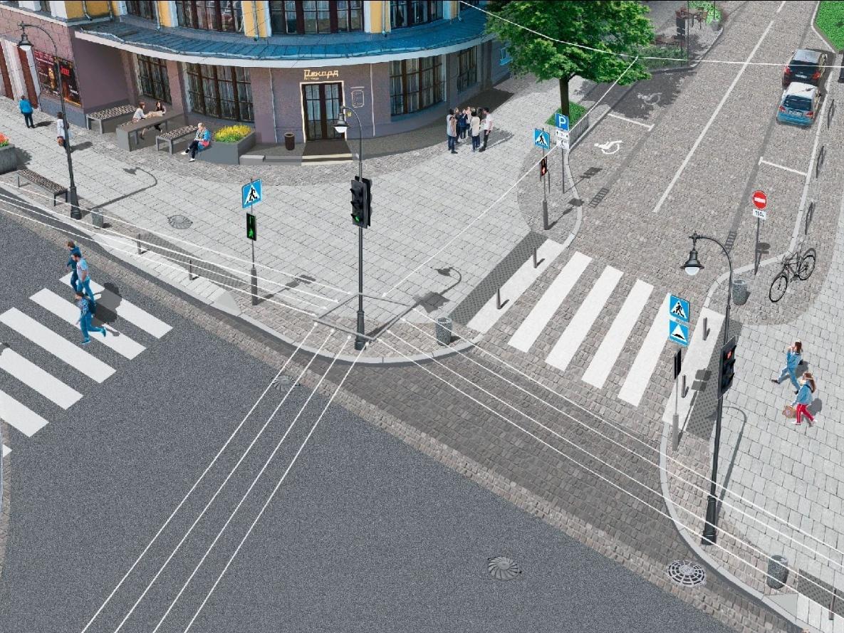 «Городские гостиные» появятся на улице Алексеевской - фото 4