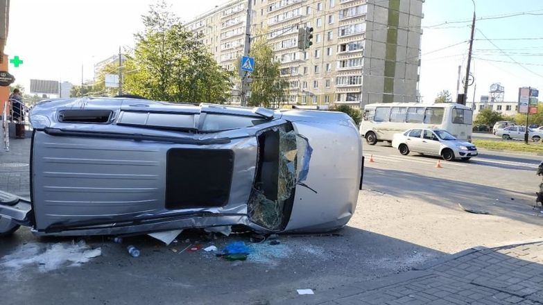 Первоклассник попал в больницу в День знаний после ДТП в Сормове  - фото 1