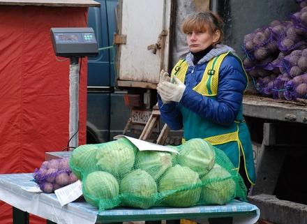Овощи и фрукты резко подорожали в Нижнем Новгороде