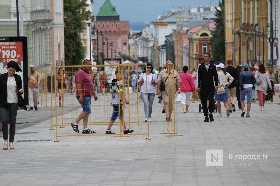 Благоустройство Большой Покровской обошлось в 400 млн рублей - фото 2
