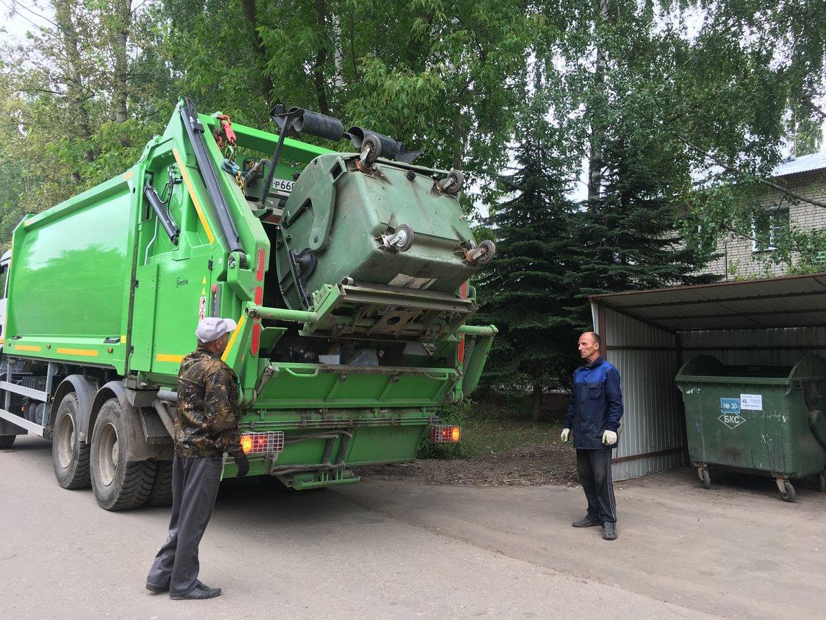 Схема обращения с отходами скорректирована в Нижегородской области - фото 1