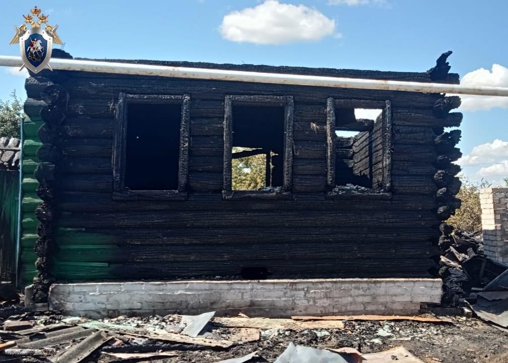 Пенсионерка погибла на пожаре в Навашинском районе - фото 1