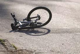 Водитель «Хендай» сбил восьмилетнего велосипедиста во дворе Сормовского района