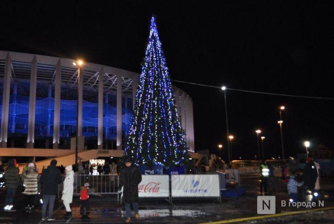 Ирина Слуцкая с ледовым шоу открыла площадку «Спорт Порт» в Нижнем: показываем, как это было - фото 36