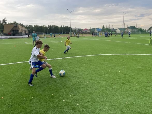«Новые люди» организовали футбольный турнир со звездами в Нижнем Новгороде  - фото 2