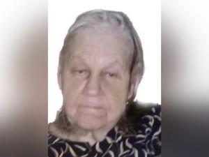 83-летнюю женщину разыскивают в Дзержинске