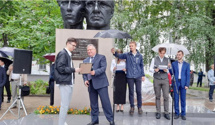 Лучшие студенты-корабелы награждены именными стипендиями АО «ОСК» - фото 2