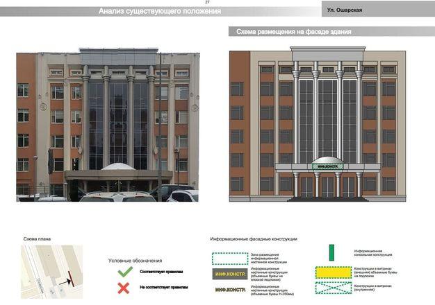Мэрия Нижнего Новгорода утвердила архитектурно-художественную концепцию улицы Ошарской - фото 2