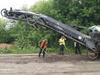 После присоединения к Нижнему Новгороду, в Новинках начали ремонтировать дороги