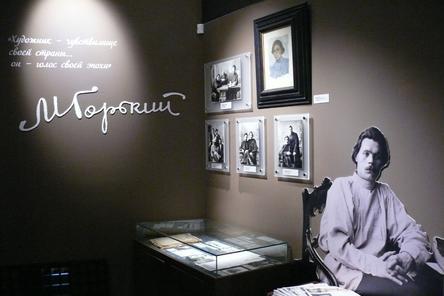 Уникальная мультимедийная выставка открылась в нижегородском Литературном музее