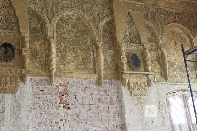 Реставрация Дворца творчества в Нижнем Новгороде выполнена на 10% - фото 9