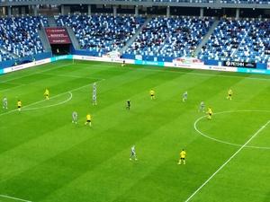 В первом матче после отставки Черышева «горожане» обыграли «Химки»