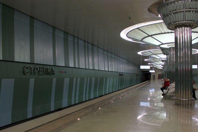 Осторожно, «Стрелка» осыпается: новой станции метро потребовался ремонт - фото 7