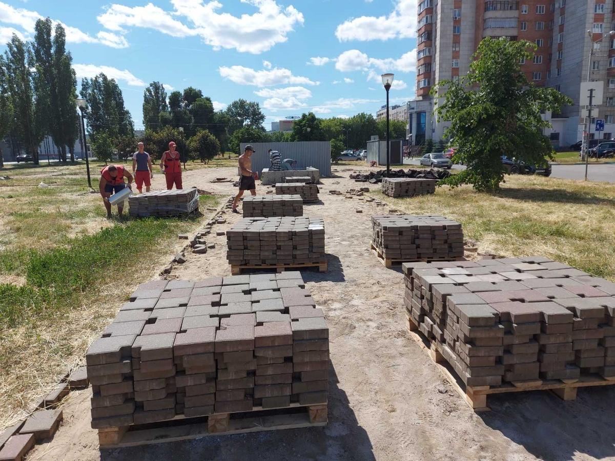 Фонтан разобрали в сквере «Канавинский» в Нижнем Новгороде - фото 1