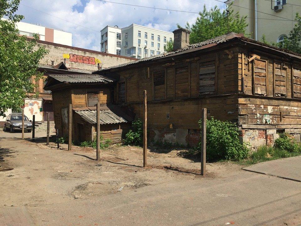 Собственник дома на улице Ульянова, 8 намерен восстановить объект культурного наследия - фото 1