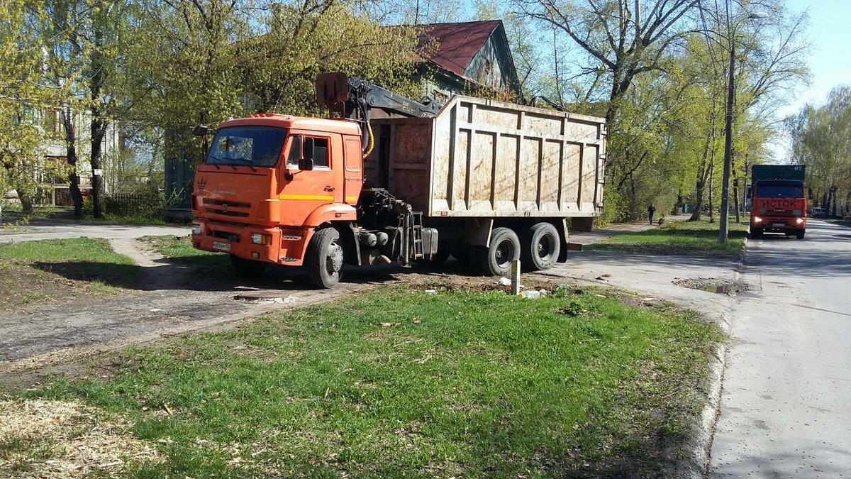 От 133 свалок избавили Сормовский район - фото 1