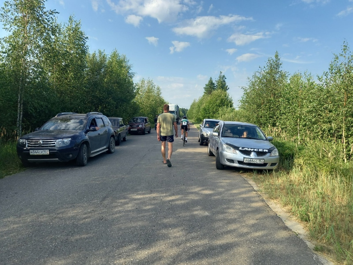 Велогонка в Выксе проводилась без нарушений  - фото 1