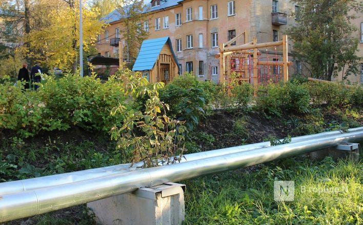 Самолеты, силуэты, яблони: Как преобразился Нижегородский район - фото 23