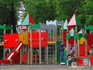 Детская площадка появится в селе Таремское Павловского района