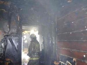 Один человек погиб в результате пожара в Богородске