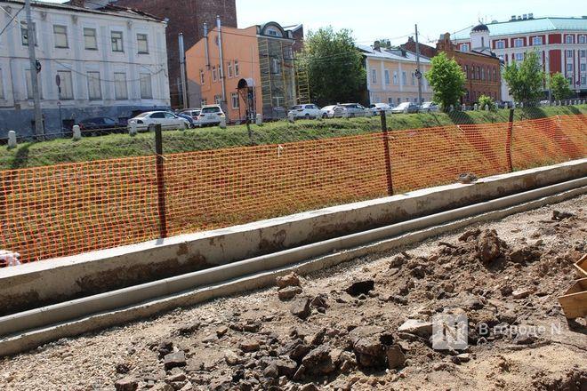 Благоустройство Кремлевского бульвара в Нижнем Новгороде  завершится 30 июля - фото 18