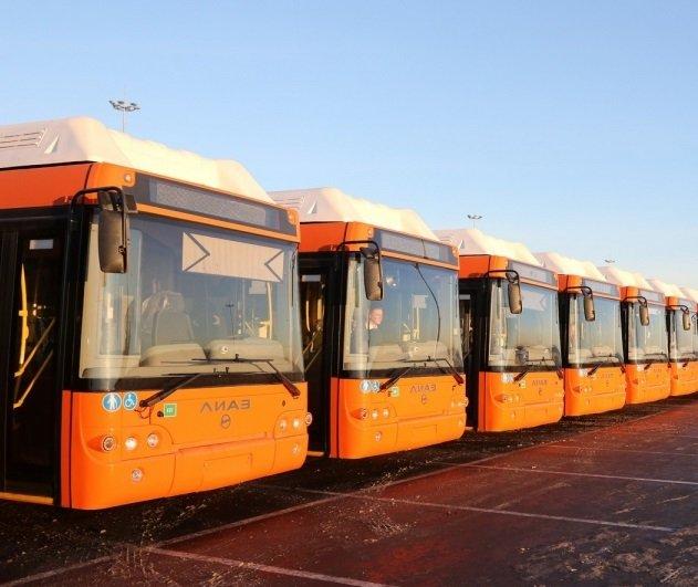 Нижегородские автобусы обновят запять лет