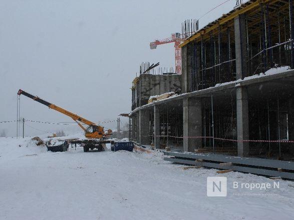 Школа будущего: как идет строительство крупнейшего образовательного центра Нижегородской области - фото 24