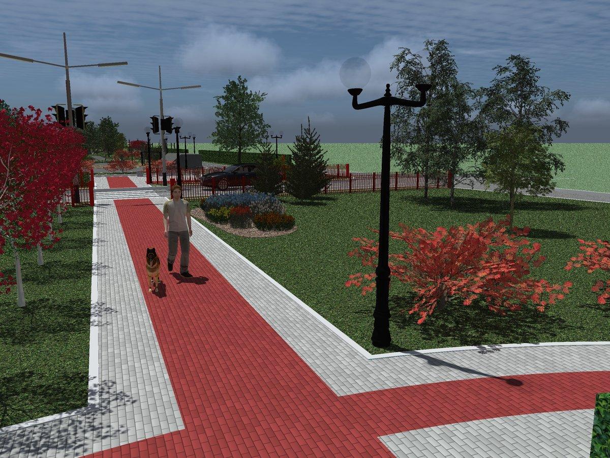 Парк «Кетарша» благоустроят в Бутурлине в 2020 году - фото 1