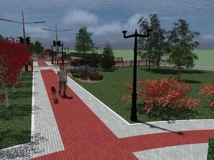 Парк «Кетарша» благоустроят в Бутурлине в 2020 году