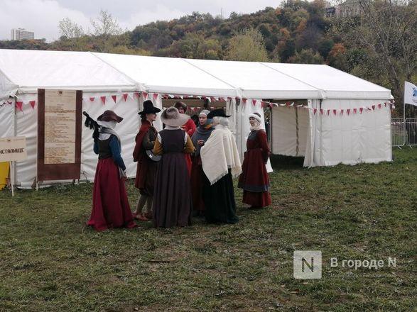 Нижегородцы стали участниками средневекового сражения  - фото 2