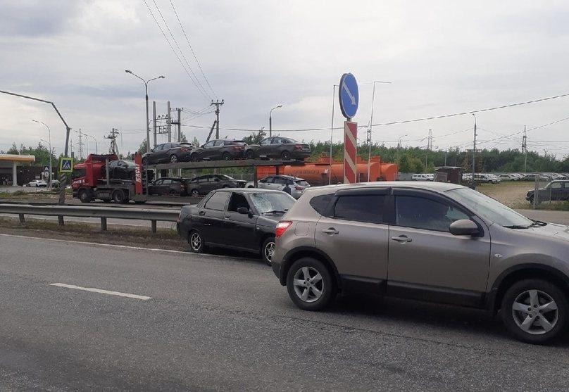 Автомобиль сбил девушку в Приокском районе - фото 1