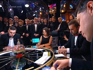 Житель Бора обыграл команду Алеся Мухина в «Что? Где? Когда?»