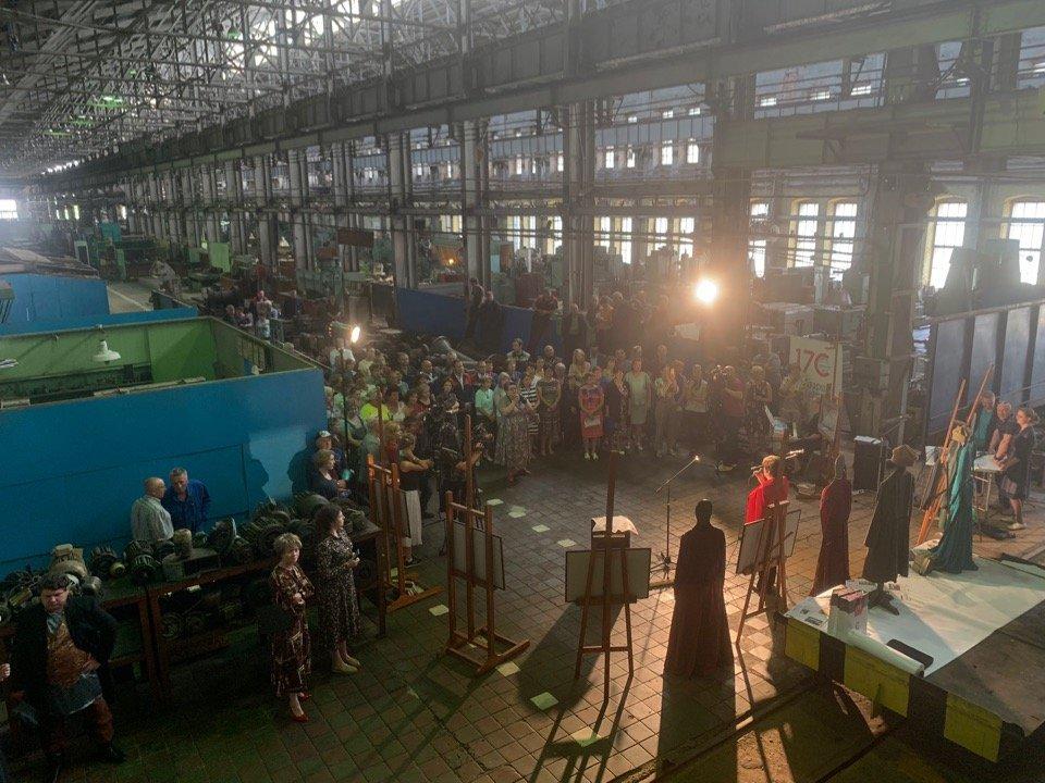 Арии из оперы «Мать» исполнили в ремонтно-механическом цехе «Красного Сормова» - фото 2