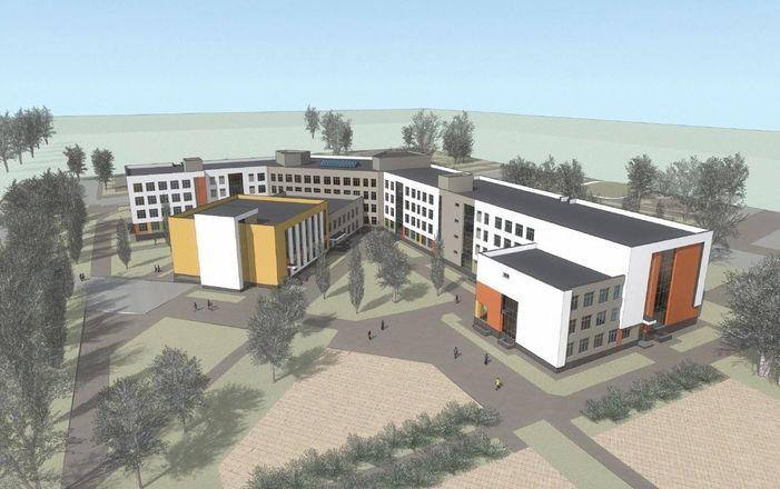 Школа на 1 225 мест появится в Кузнечихе - фото 3
