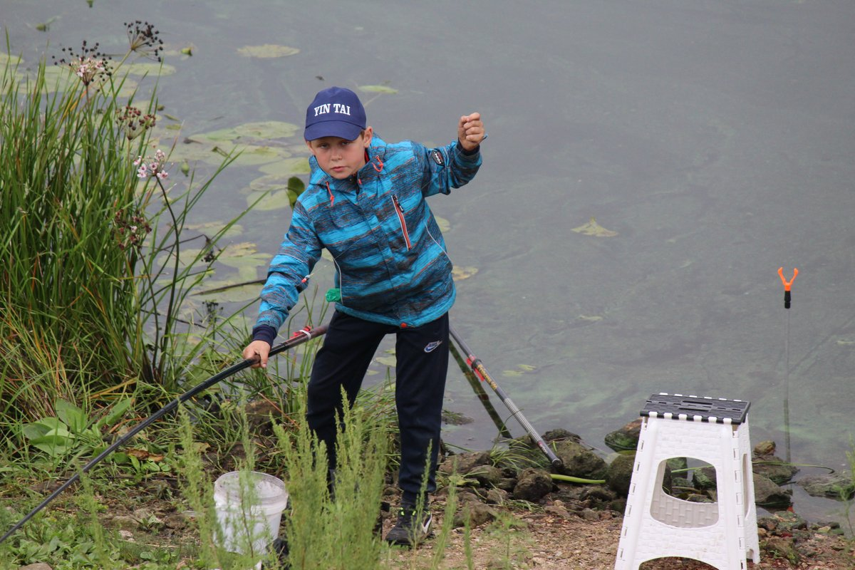 Три вида ухи и лодка в подарок: в Нижнем Новгороде стартовал фестиваль рыбалки - фото 2
