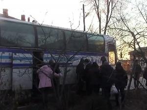 Автобус с нелегальными мигрантами задержан в Арзамасском районе