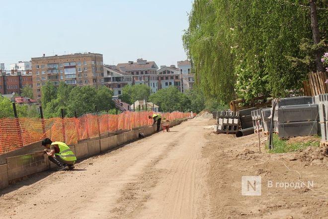 Благоустройство Кремлевского бульвара в Нижнем Новгороде  завершится 30 июля - фото 35