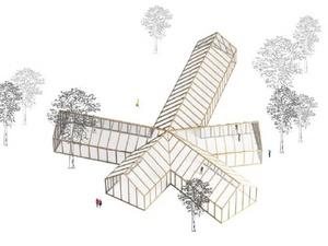 Зимний сад и экошкола появятся в нижегородском парке «Швейцария»