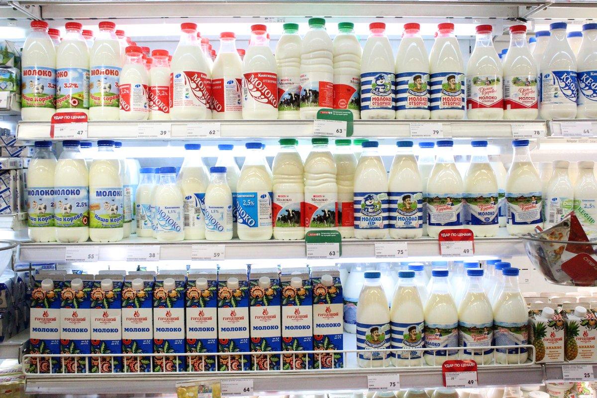 Новые правила для молока: что изменилось на полках нижегородских магазинов с 1 июля - фото 2