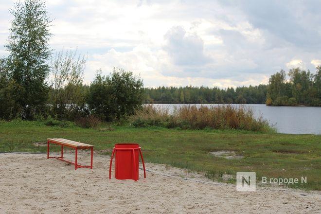 Пляж, качели, два фонтана: как преобразился Канавинский район - фото 97