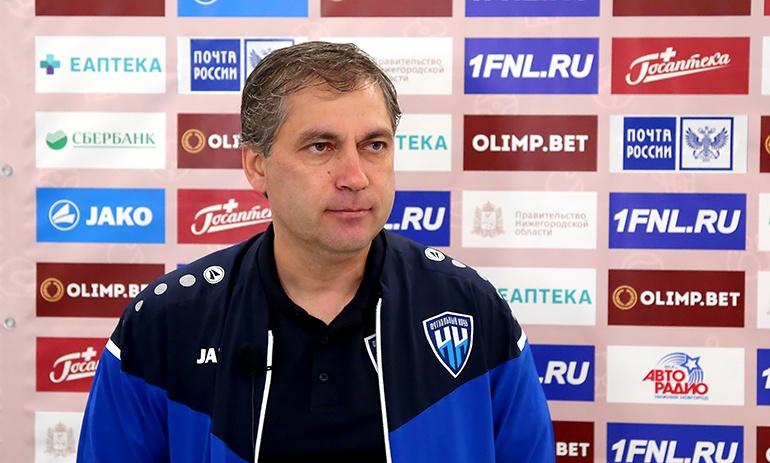 Роберт Евдокимов: «Была игра в одни ворота, особенно во втором тайме» - фото 1