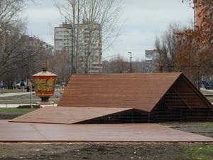 Общественники хотят защитить сквер на улице Прыгунова от строительства церкви