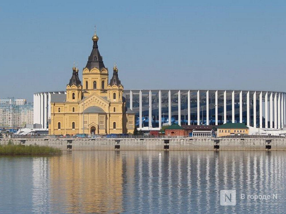 Нижний Новгород полностью оцифровали в масштабе 1:2000 - фото 1