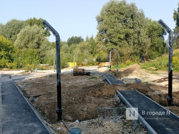 Благоустройство Лопатинского оврага планируется завершить в начале сентября - фото 25