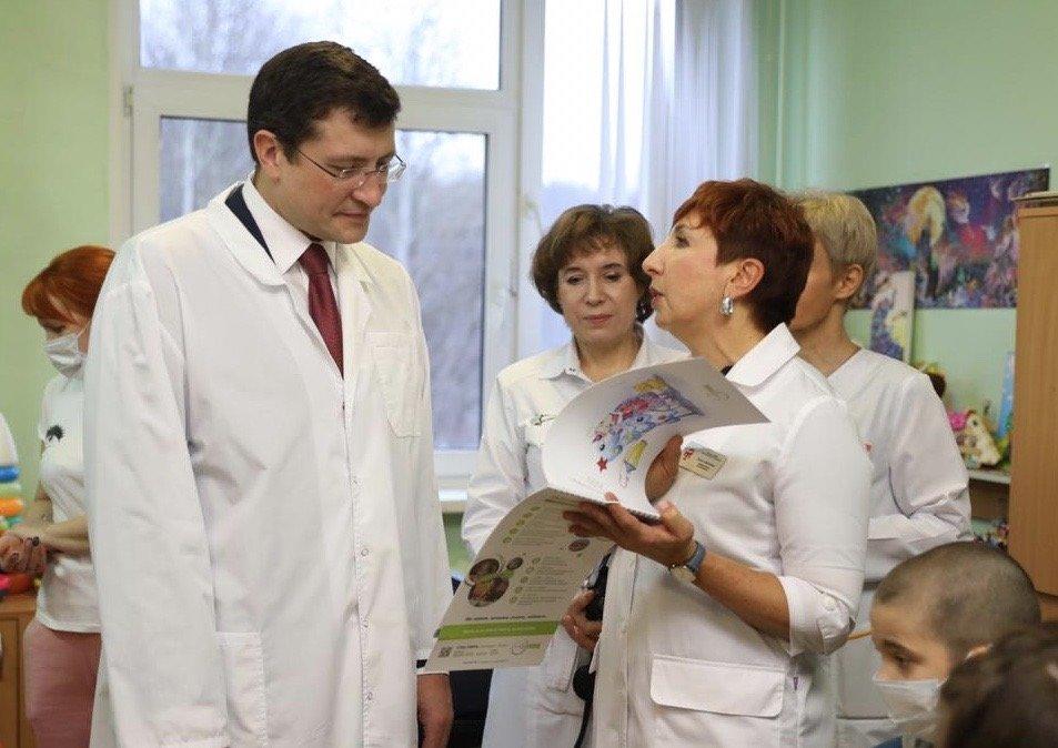 Нижегородский врач Ольга Плаксина признана лучшим детским онкологом России - фото 1