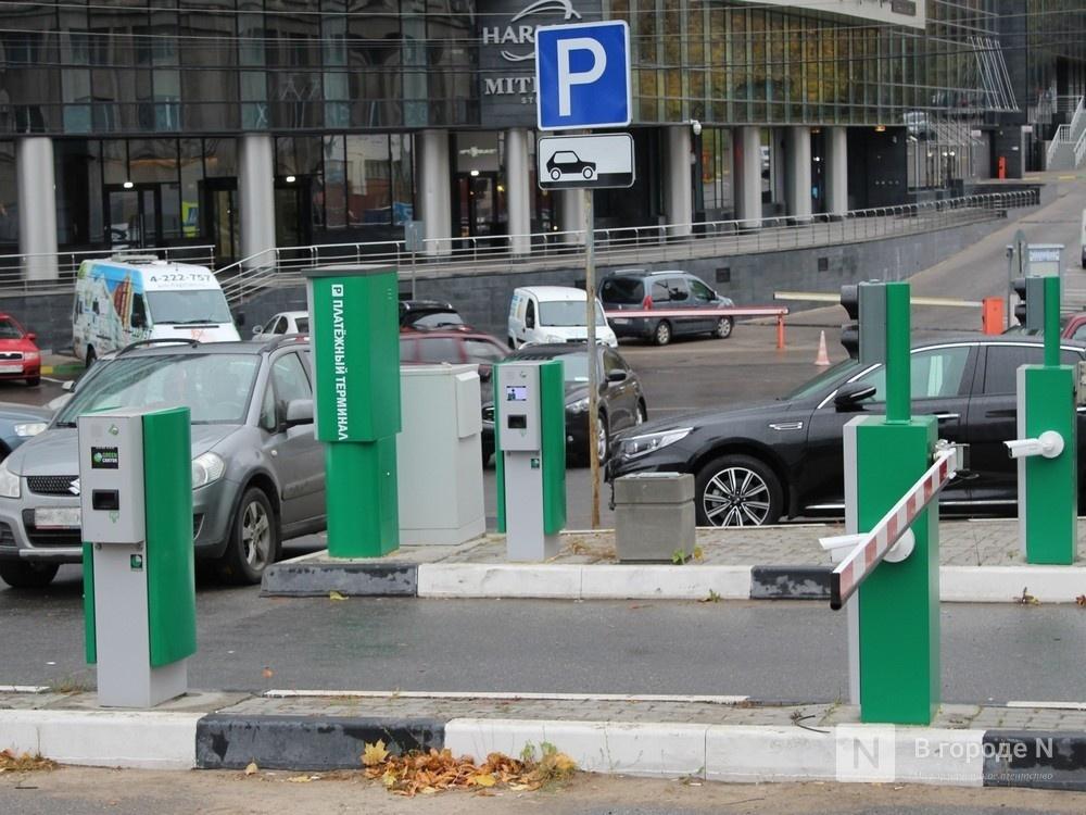 Приемочные испытания пройдут платные парковки в Нижнем Новгороде - фото 1