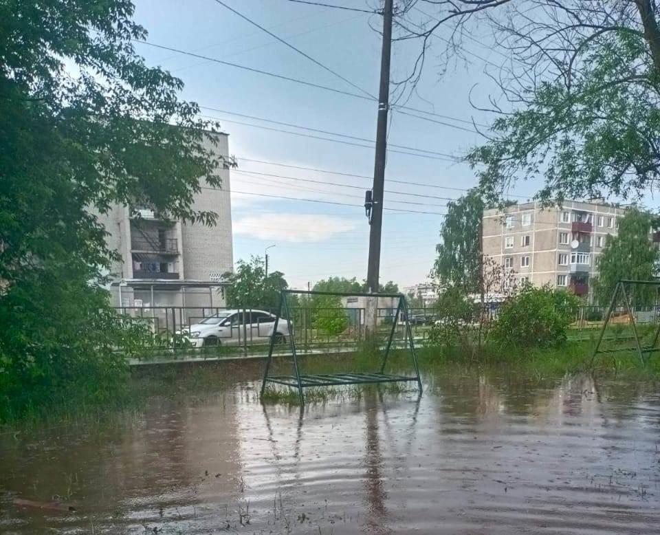 Общественники признали неудовлетворительным благоустройство в Кулебаках - фото 1