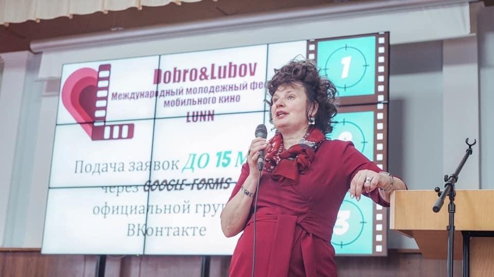 Светлана Колобова: «Школьникам нужен кинематограф нового формата!» - фото 1