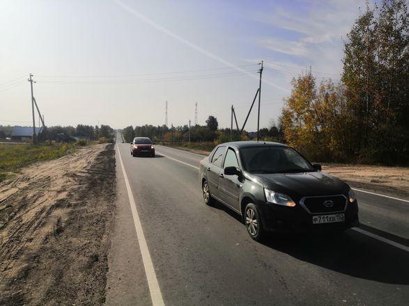 Десять километров дороги Городец – Ковернино отремонтировали почти за 60 млн рублей - фото 2