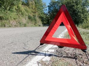 Водитель иномарки погиб при опрокидывании в кювет в Нижегородской области